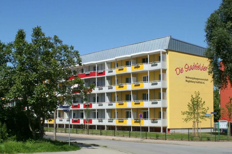 3-R-Whg, Kannenstieg